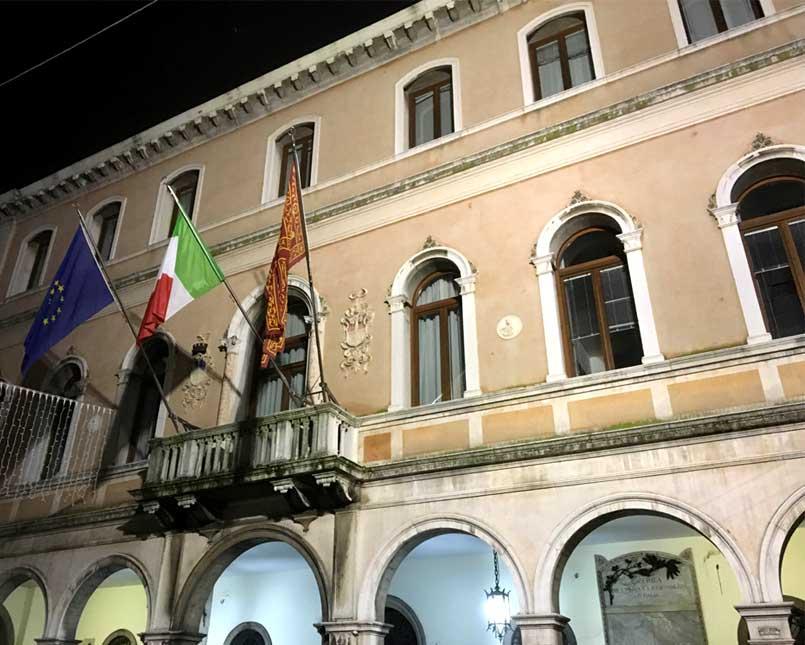 Venezia Municipio di Mestre