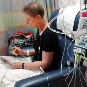 chemioterapia cancro del polmone