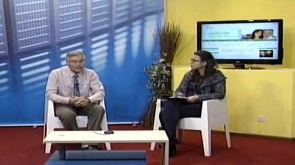 Lunga video intervista al Dr.  Buccheri.  Si parla di ALCASE Italia