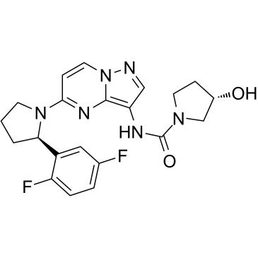 Larotrectinib, una nuova arma in caso di fusione NTRK