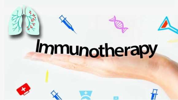 Immunoterapia e tumore al polmone